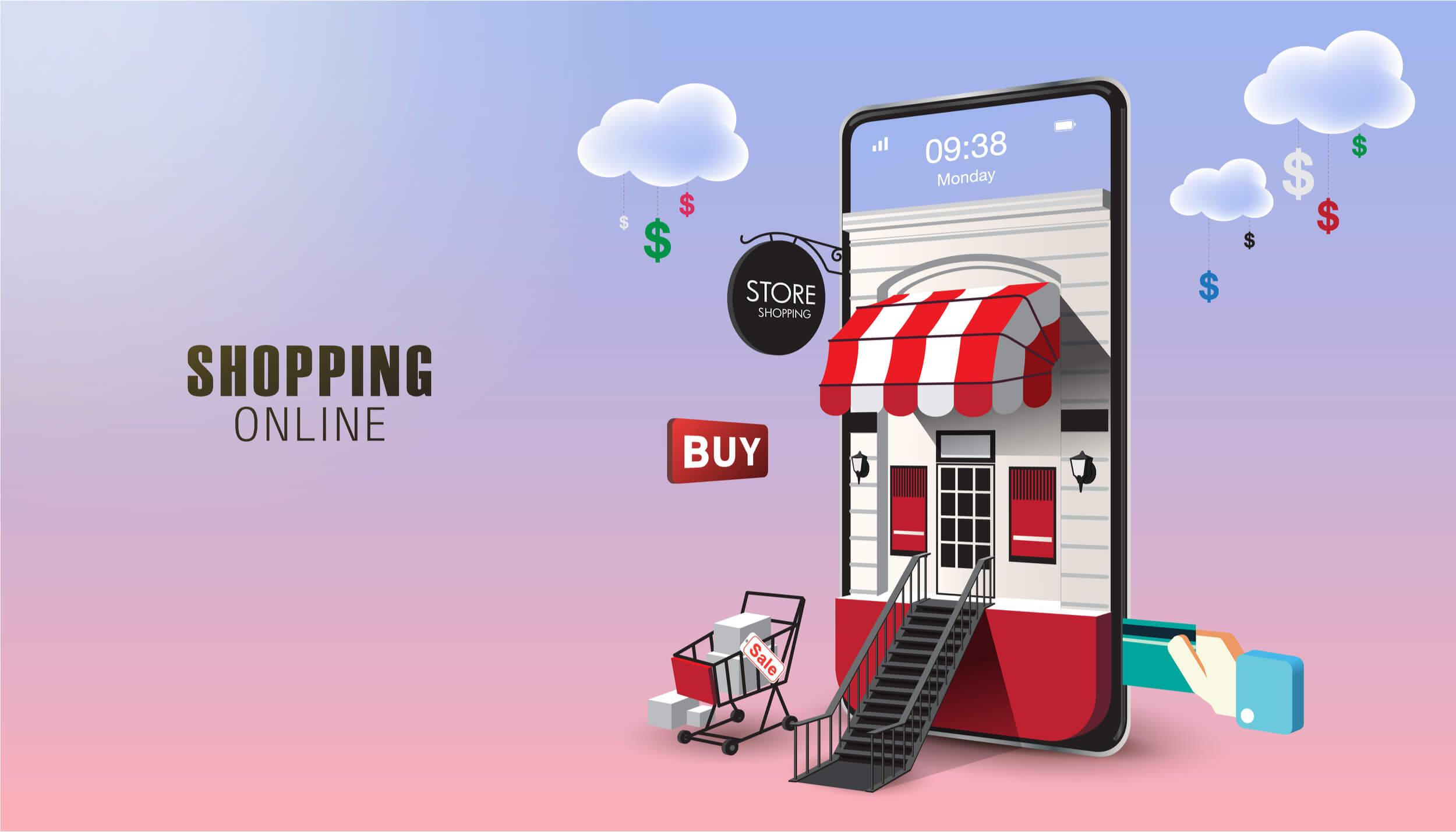 Shopify Theme für online Shops (1)