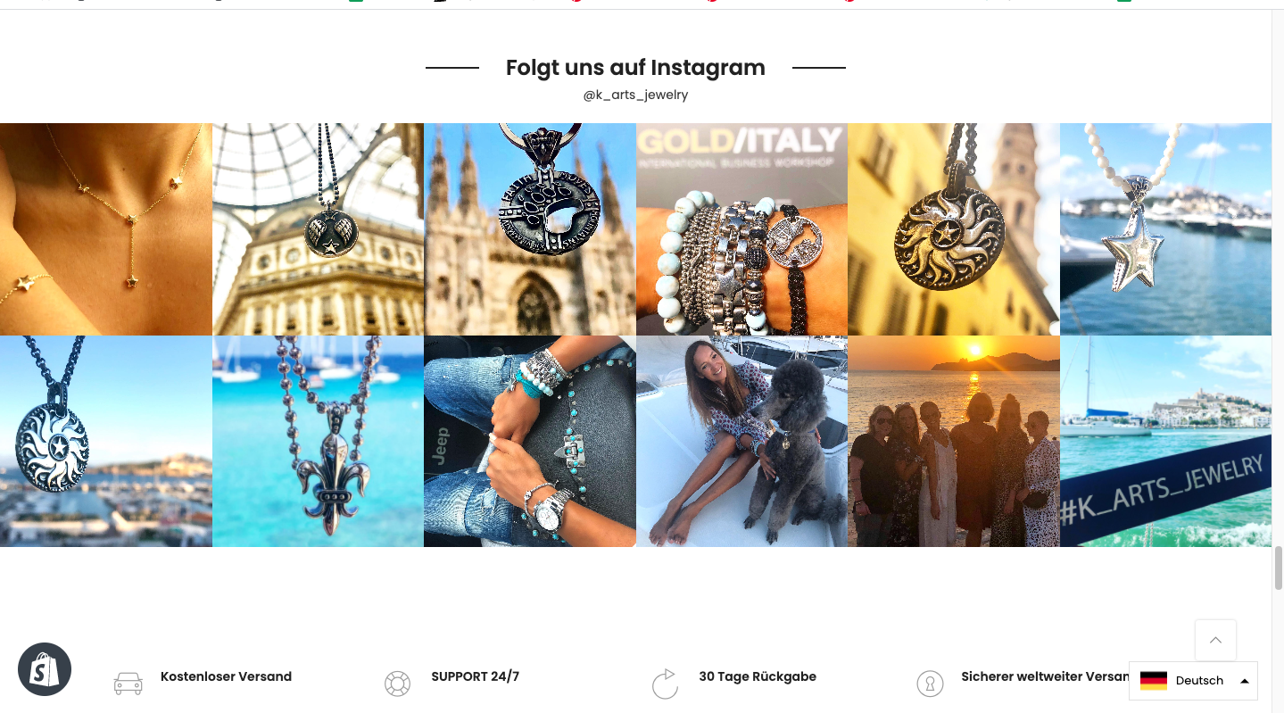 k-arts instagram