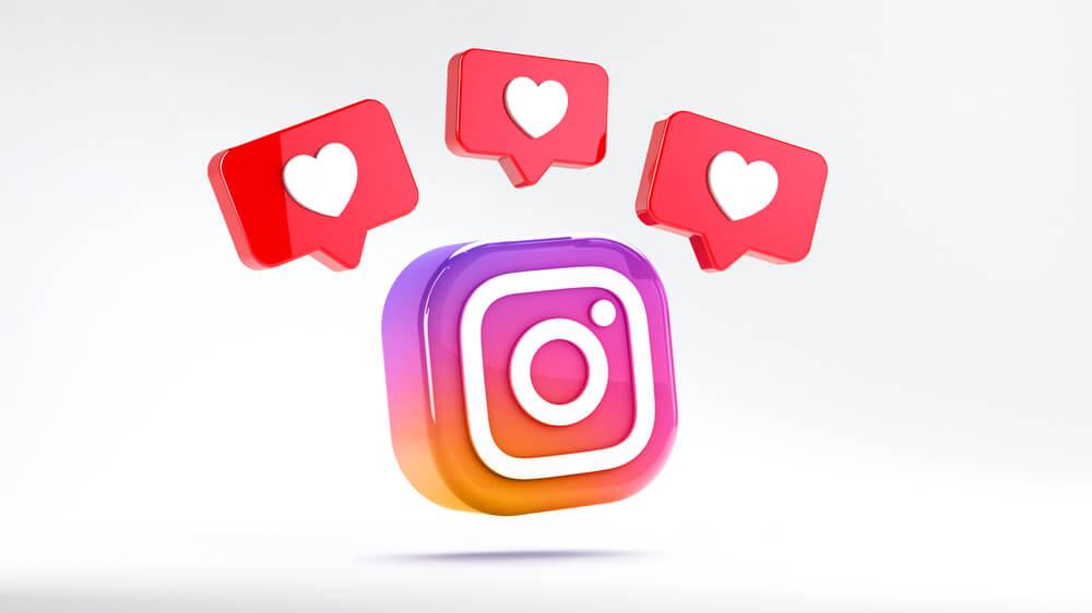 Geld auf Instagram